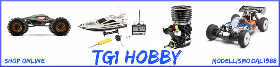 Tg1 Hobby Modellismo dal 1988