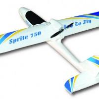 Aereo Elettrico 3Ch Sprite 750 RTF