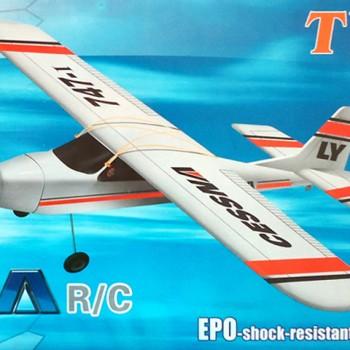 Cessna Elettrico 4 Ch FM  RTF