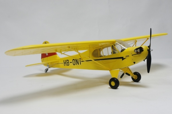 Piper J-3 Brushless