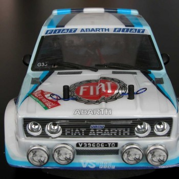 131 rally wrc rtr con luci 1