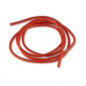 Cavo elettrico sez. 1,50 guaina rossa in silicone 1m  Art. RC600162