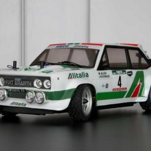 Fiat 131 Alitalia
