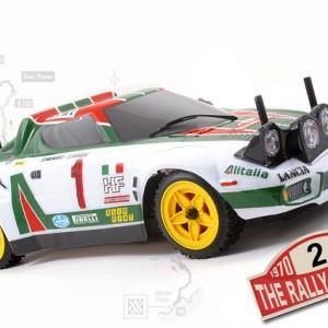 Lancia Stratos GR4