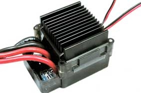 Regolatore elettronico water proof