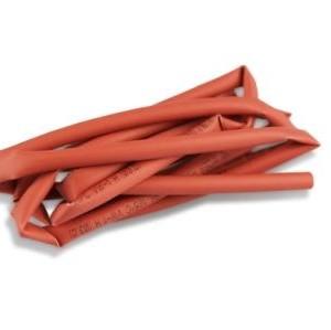 Termoretraibile rosso foro 3mm  Art. Termo 03 RS