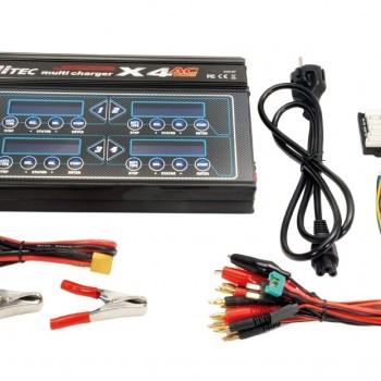Multicharge X4 50W per uscita AC/DC Plus Art. RCSA114116