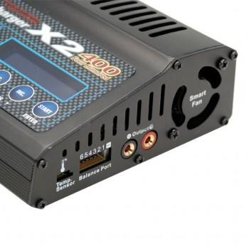 Multicharge doppio 400 watt ogni uscita 12-18V