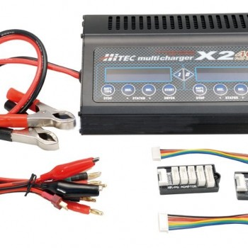 Multicharge doppio 400 watt ogni uscita 12-18V  Art. RCSA134117