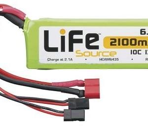 Pacco pile LiFe 2100 10C Rx  Art. RCSAHCAM6435