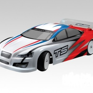 Automodello 1a10 4wd TS4N PRO RTR Art RCSA6724