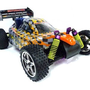 Automodello scala 1a10 Buggy 4wd  RTR Art. RCHI 8102