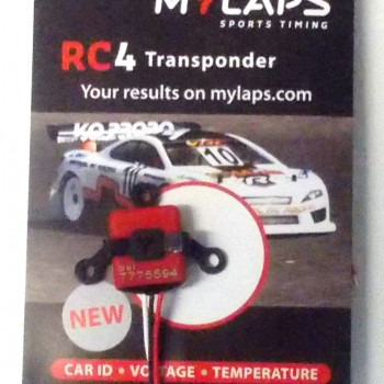 Transponder RC4 - 3