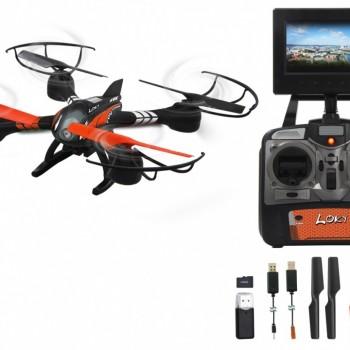 Quadricottero Loky FPV AHP Video + Foto