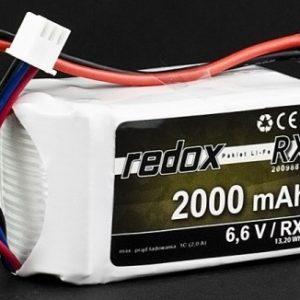 LiFe 2000 mA 6.6 V
